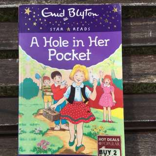 A hole in her pocket - Enid Blyton