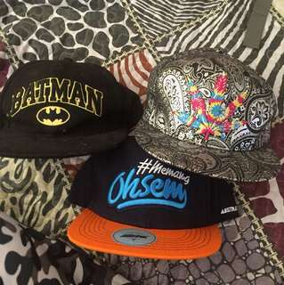 Hat/Snapback Collection