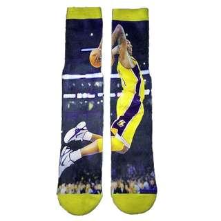 BRAND NEW Kobe Bryant Vintage Edition Basketball Socks