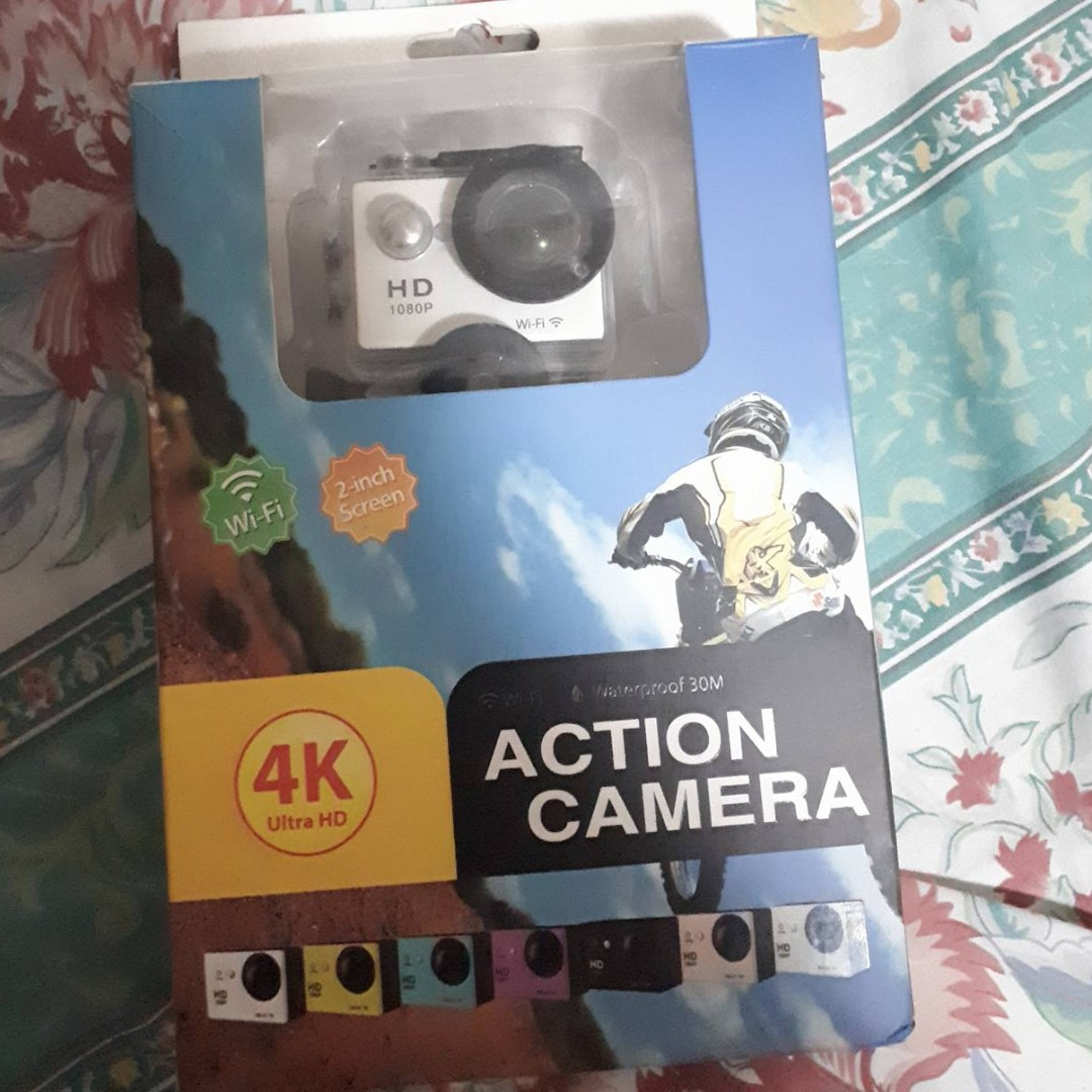 1080p action camera