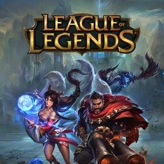 League of Legends Account