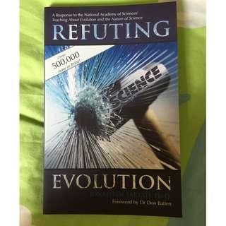 Refuting Evolution by Jonathan Sarfati, Ph.D.
