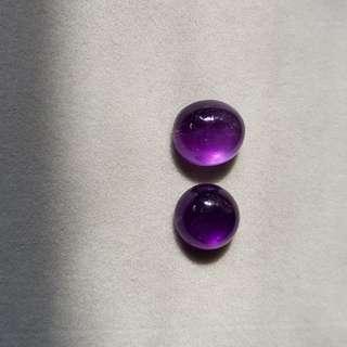 Amethyst Cabochon 19 carats