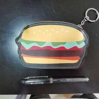 漢堡包 散紙包 散子包 coins bag