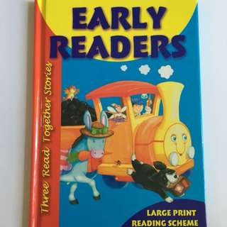 Early Readers story collection
