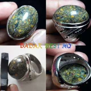 batu badar besi berwarna