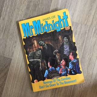 Mr midnight storybook
