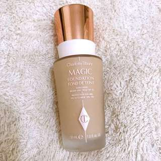 Charlotte Tilbury Magic Foundation#3