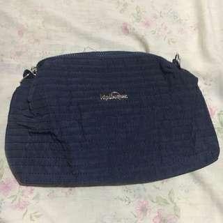 Navy Blue Kipling Body Bag