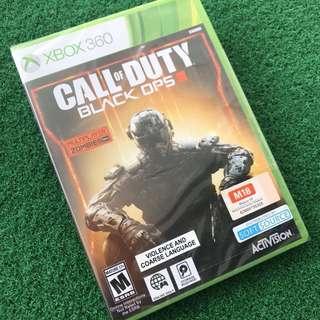 Xbox 360 Games: Call of Duty - Black Opt III