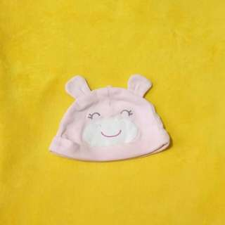 Cute Pink Cap for Baby