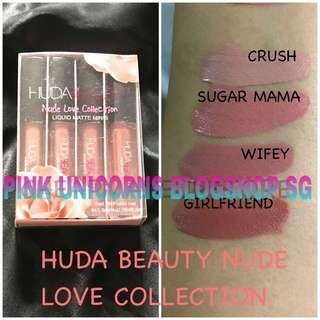 Huda Beauty Love Edition 4in1 Lipstick
