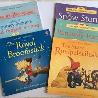 Usborne Children Books