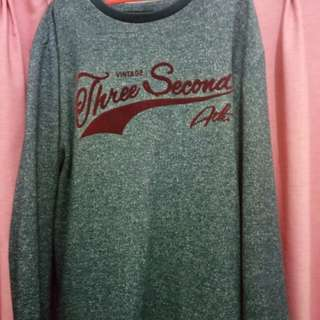 Sweater 3second size M