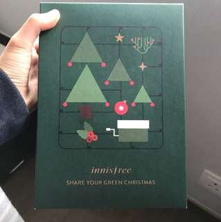 Innisfree Christmas gift set