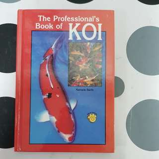 The Professional 's Book of Koi