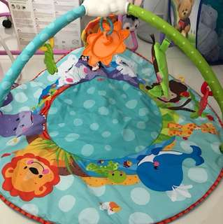 Fisher Price Baby Gym playmat play gym