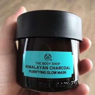The Body Shop Himalayan Charcoal Mask