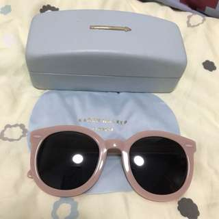 Karen Walker sunglasses 95% new