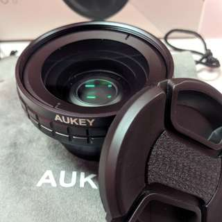 Aukey PL WD 07 Wide Angle + Macro 2in1 lens