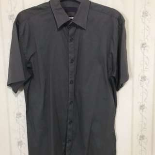 Kemeja Executive Grey
