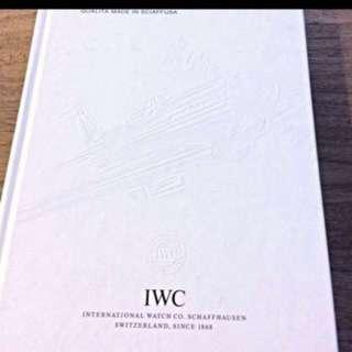 Iwc book