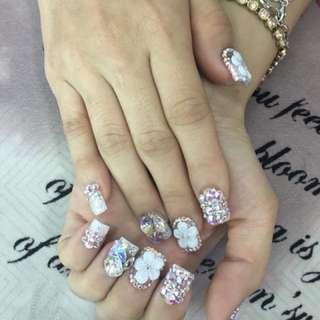 Gelish Manicure