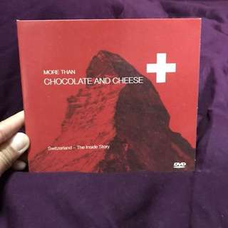 Switzerland more than chocolate and cheese - the inside story DVD #HUAT50sale