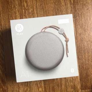 B&O A1 Bluetooth Speaker
