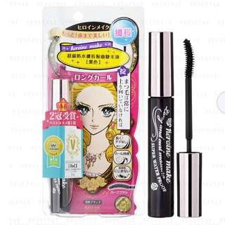 Brand New Auth Heroine Make Long and Curl Mascara