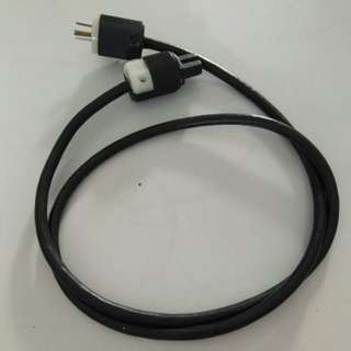 Belden 19364 shield power cord