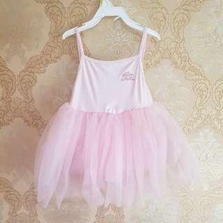 Preloved Like New ELC Mothercare Ballerinq Dress
