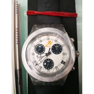 2004 Spring Summer Swatch watch Collection Pheidippides SVCK4026PACK