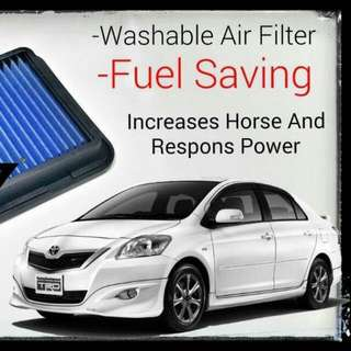 Vios Air Filter Works Engineering