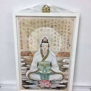 New Framed Portraits of Guan Yin Pusa