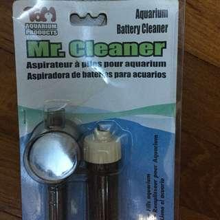 Mr. Cleaner - Aquarium Cleaning Suction Pump
