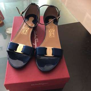authentic Salvatore Ferragamo Heels