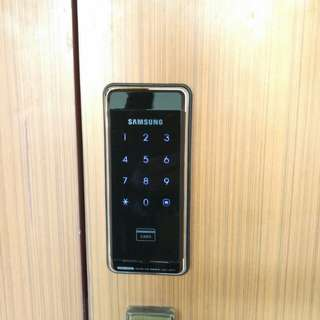 Samsung Digital Door Lock with installation