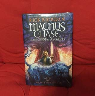 Magnus Chase (fully booked)