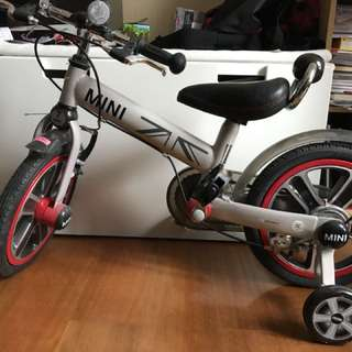 Mini kids bicycle