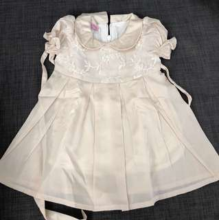 Lovely Lace Baby Dress in XS