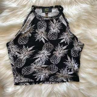 Pineapple Singlet