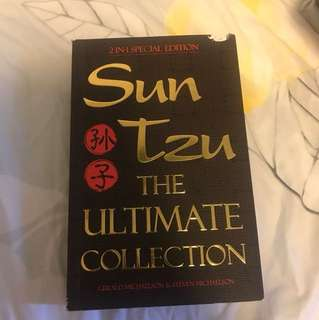 Sun tzu the ultimate collection