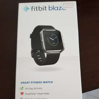 Fitbit Blaze, Black, Small