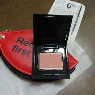 Shiseido Makeup Luminizing Satin Face Color, Petal (RD 103)  Shiseido woth free gift mirror