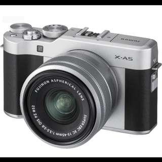 Fuji X-A5 XC15-45mm OIS PZ Kit