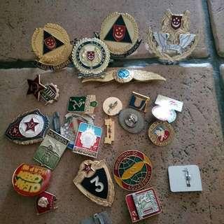 Old Badges