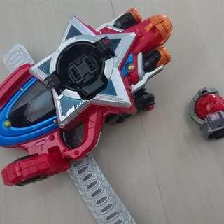 DX Seiza Blaster (Uchuu Sentai Kyuranger)