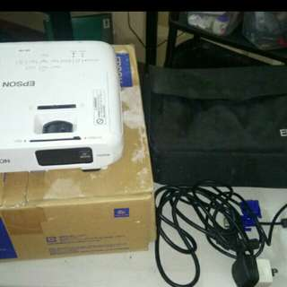 Epson projector sb 18 open for swap