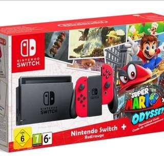 收 Switch/ 淨機或連game